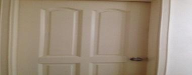 Repair of Bathroom Door