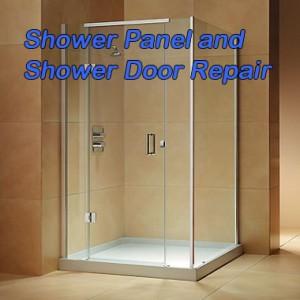 Shower Door and Panel Repair